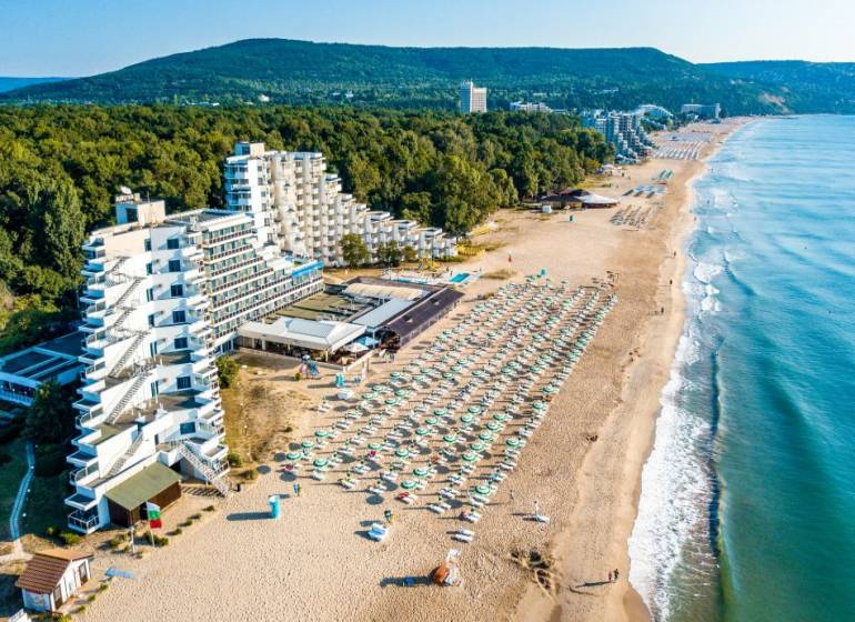 Slavuna Hotel,Bulgaria / Albena