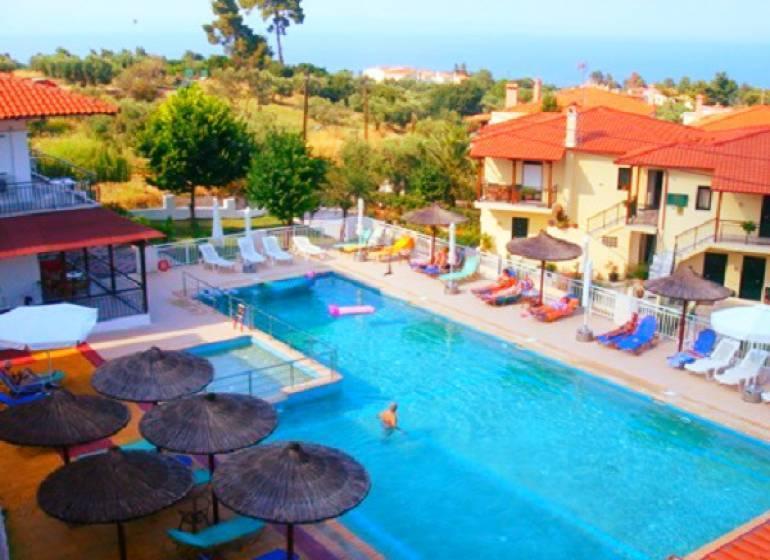 Hotel Medusa,Grecia / Halkidiki