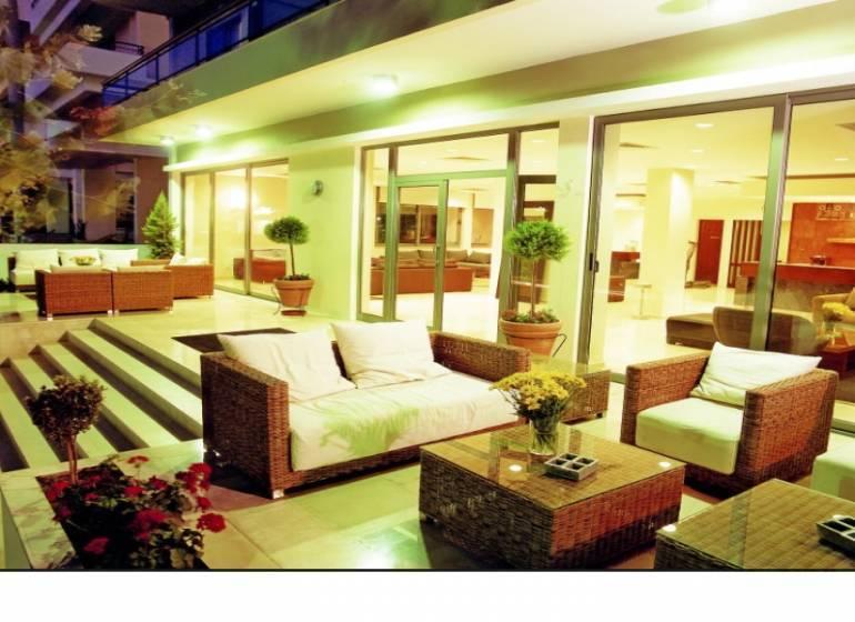 Angela Hotel Suites,Grecia / Rodos