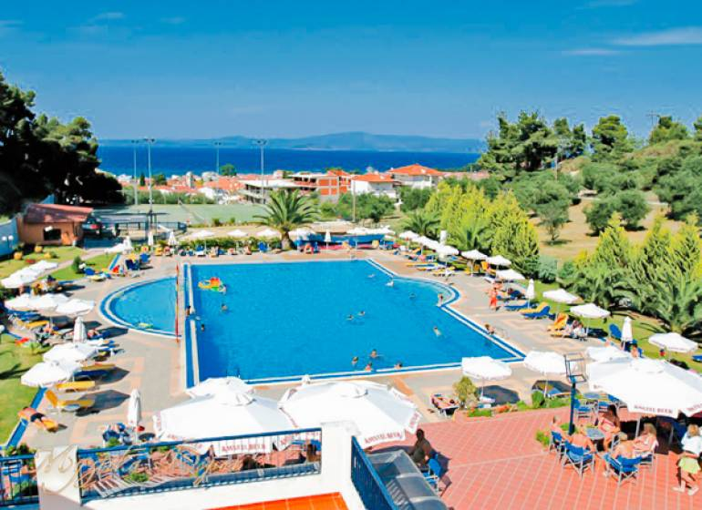 Atrium Hotel, Halkidiki