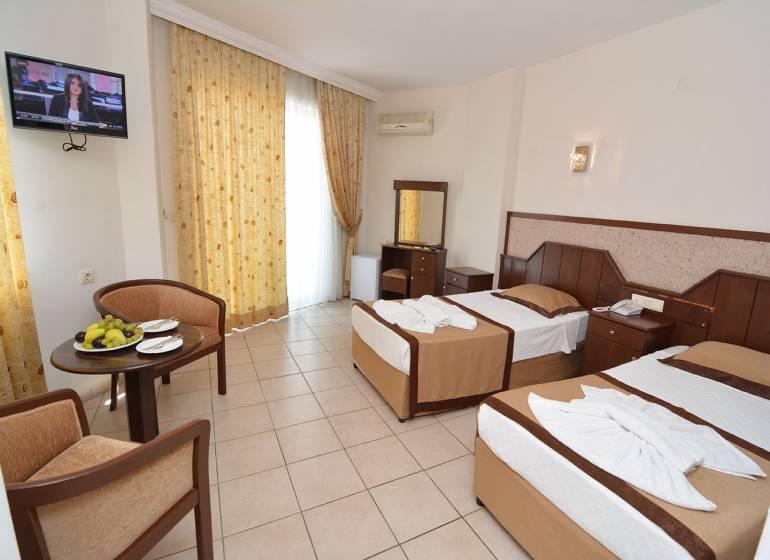 Kleopatra Arsi Hotel, Alanya