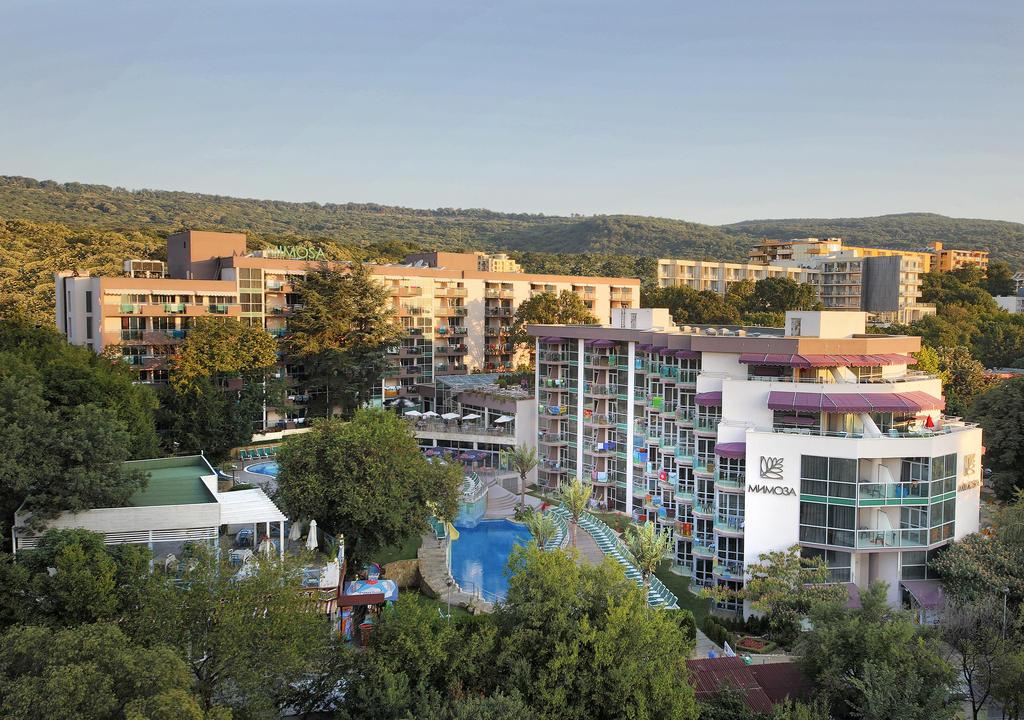 Mimosa Sunshine Hotel,Bulgaria / Nisipurile de aur