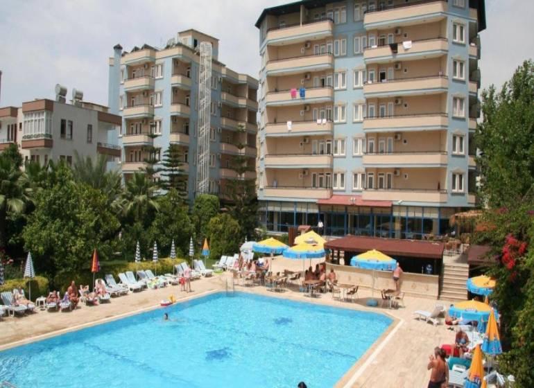 Elysee Garden Hotel,Turcia / Antalya / Alanya