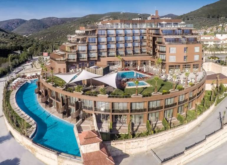 Suhan 360 Hotel & Spa,Turcia / Kusadasi