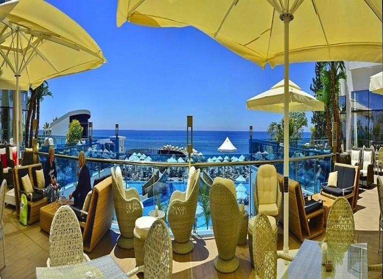 Hotel Azura Deluxe Resort&spa, Alanya