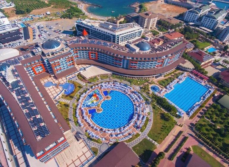 Lonicera Resort & Spa Hotel,Turcia / Antalya / Alanya