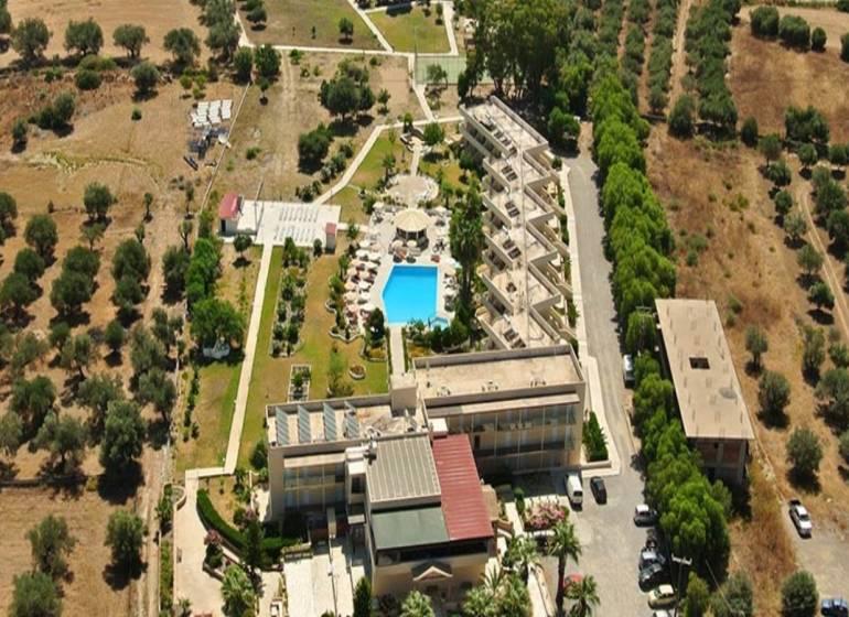 Olive Garden Hotel,Grecia / Rodos
