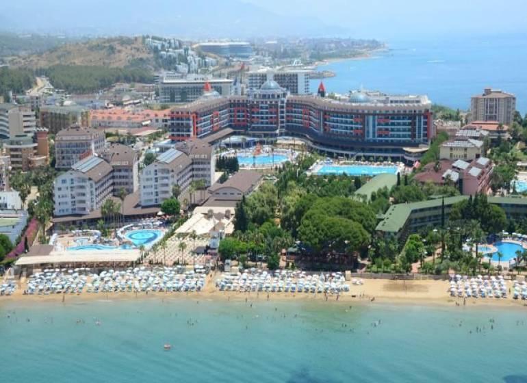 Lonicera World Hotel,Turcia / Antalya / Alanya