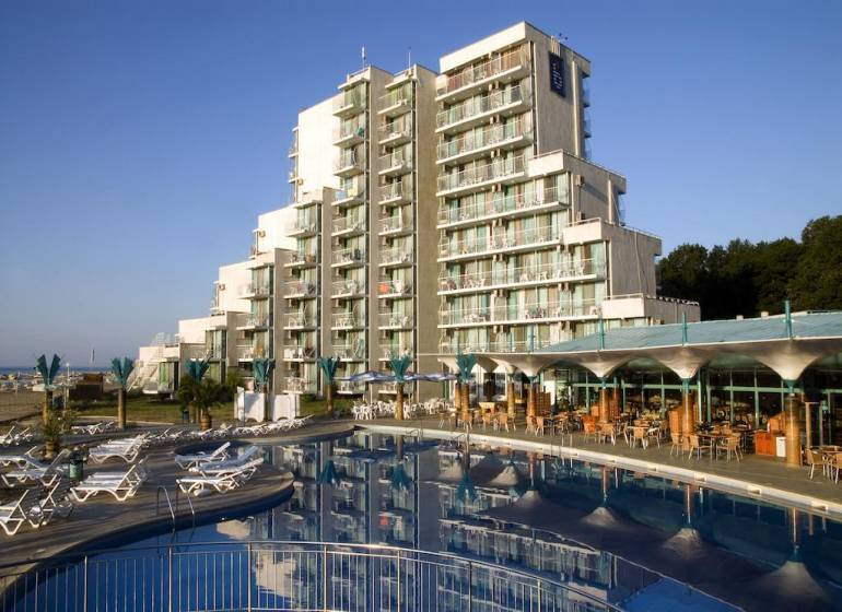 Boryana Hotel,Bulgaria / Albena