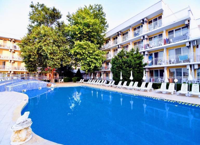 Kaliopa Hotel,Bulgaria / Albena