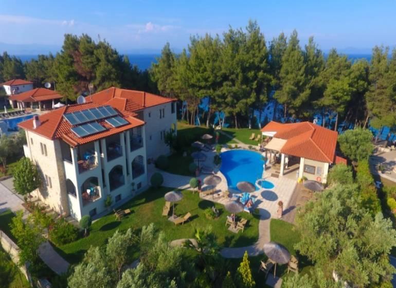 Country Inn,Grecia / Halkidiki
