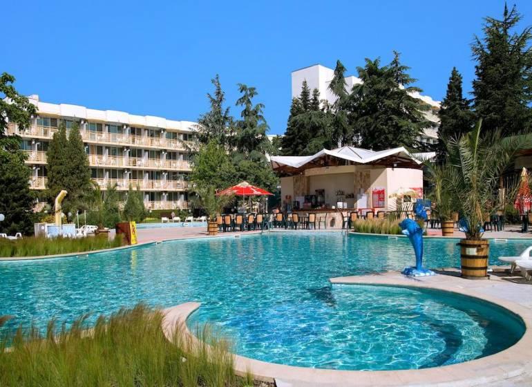 Malibu Hotel,Bulgaria / Albena