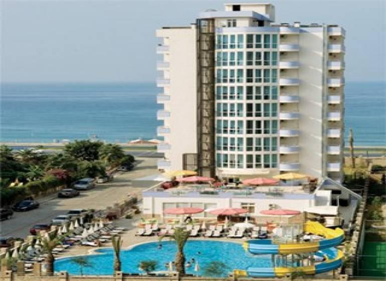 Arsi Blue Beach Hotel, Alanya