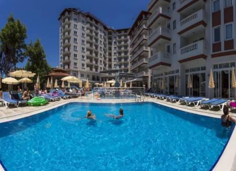 Villa Sunflower Apart Hotel,Turcia / Antalya / Alanya