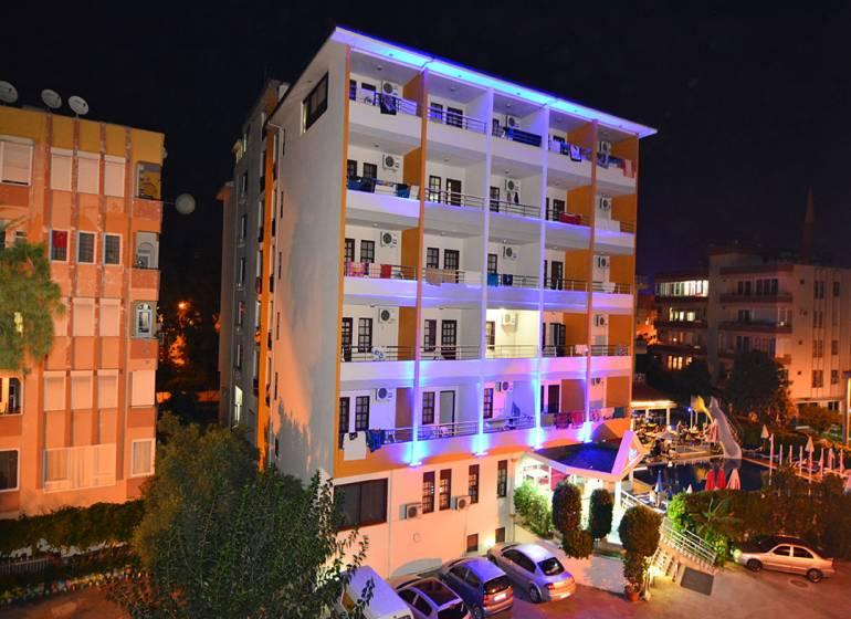 Arsi Hotel,Turcia / Antalya / Alanya