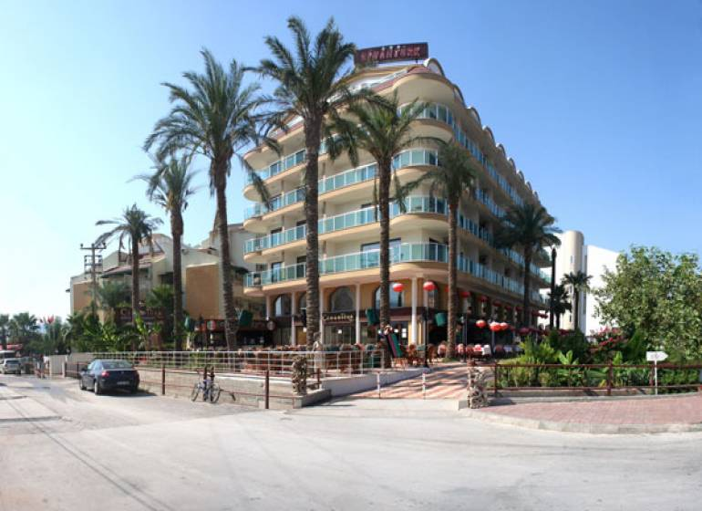 Cihanturk Hotel,Turcia / Marmaris