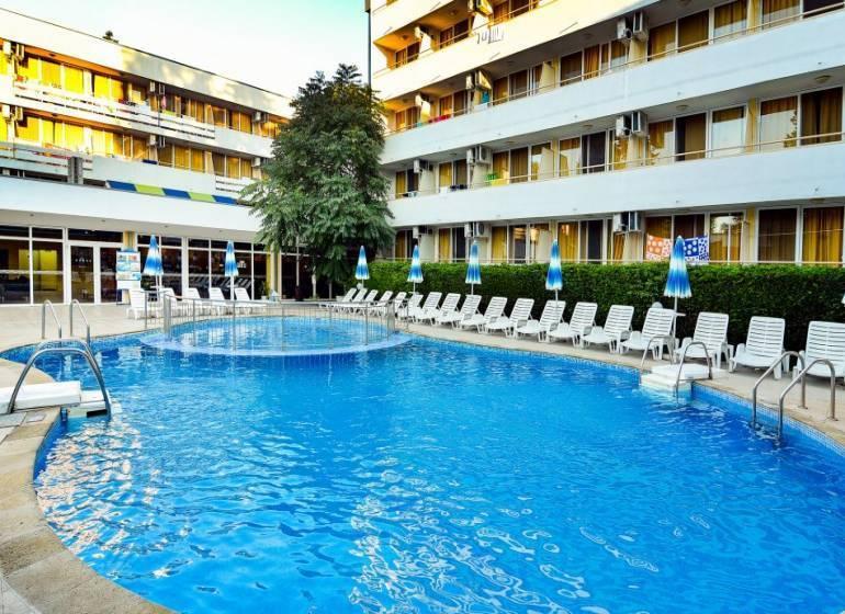 Oasis Hotel,Bulgaria / Albena