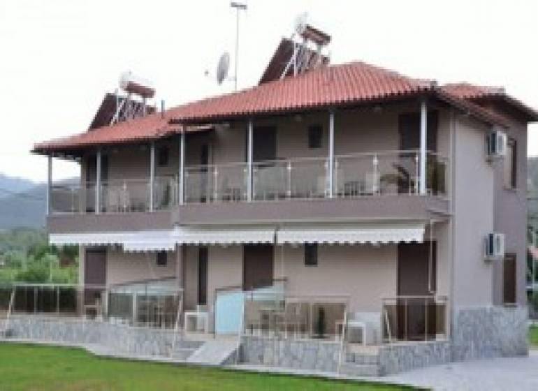 4 You Residence,Grecia / Halkidiki