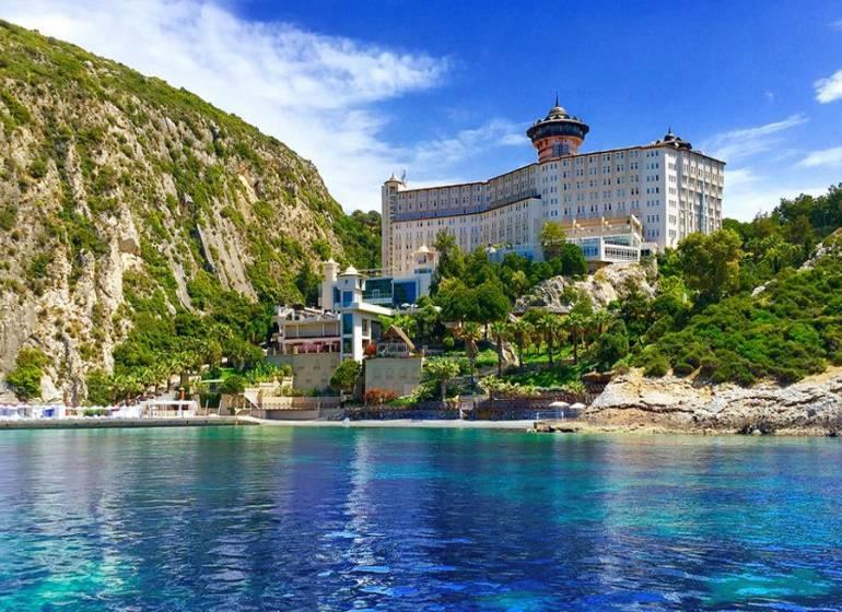 Ladonia Hotels Adakule,Turcia / Kusadasi