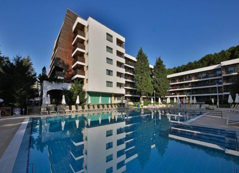 Flamingo Hotel Albena,Bulgaria / Albena
