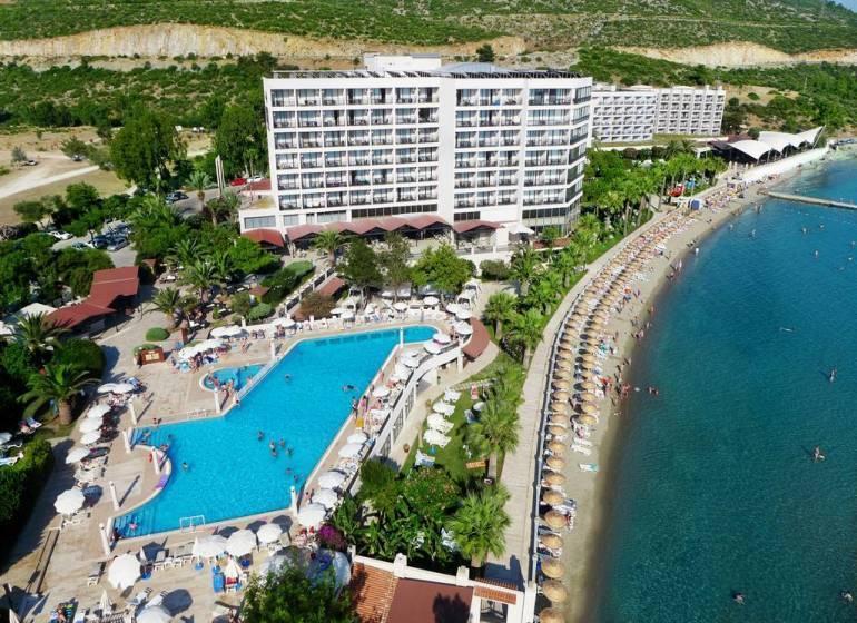 Tusan Beach Resort,Turcia / Kusadasi