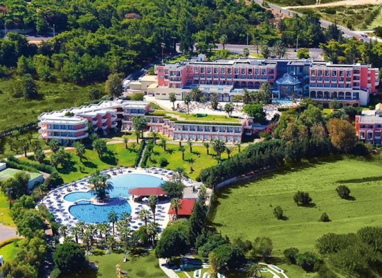 Kresten Palace Hotel,Grecia / Rodos