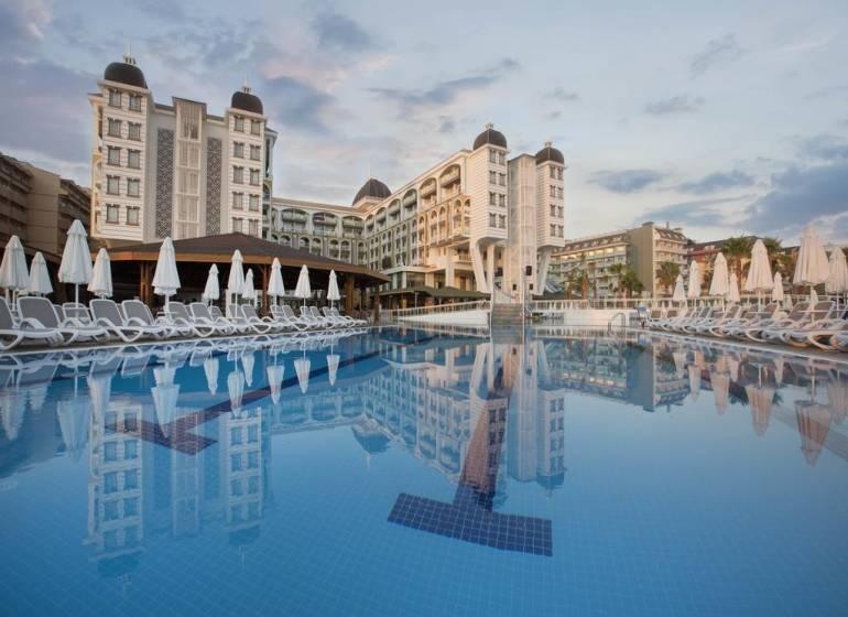 Kirman Hotel Sidera Luxury & Spa, Alanya