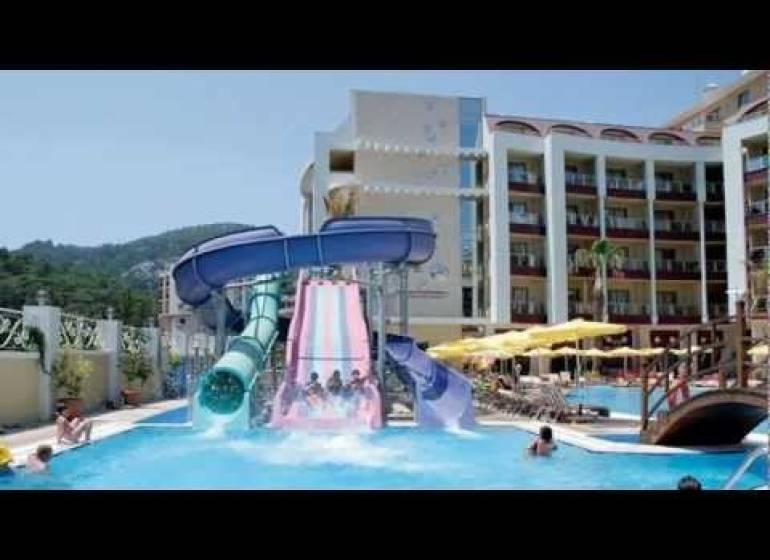 Grand Pasa Hotel,Turcia / Marmaris