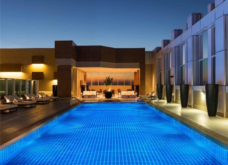 Sheraton Grand,United Arab Emirates / Dubai / Dubai City Area / Bur Dubai