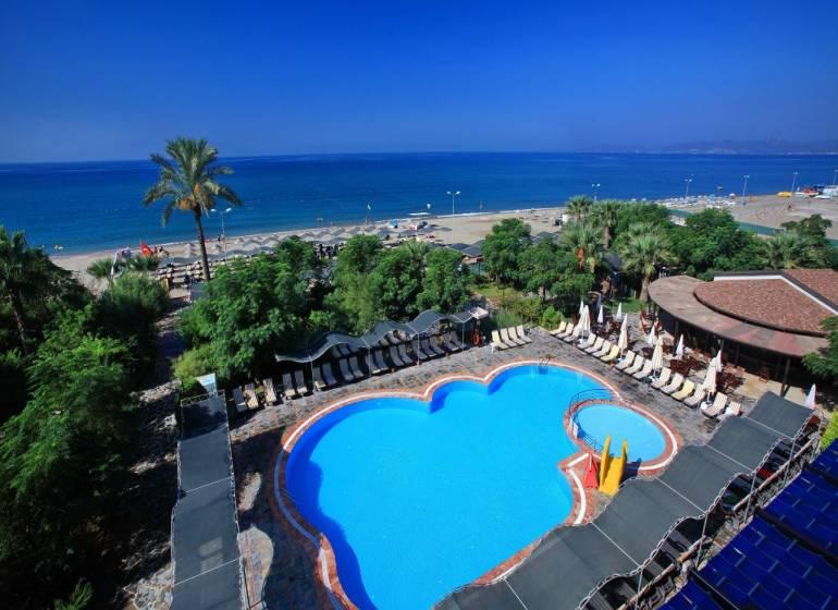Cactus Club Paradise Beach,Turcia / Kusadasi