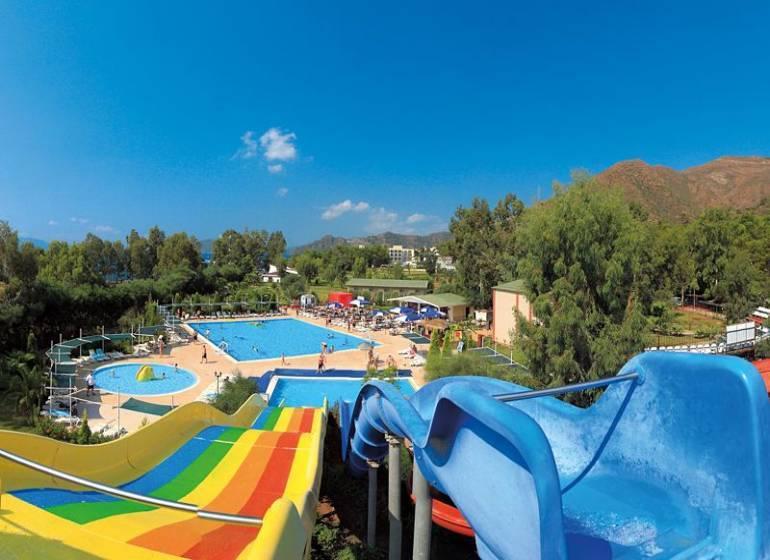 Fortezza Beach Resort,Turcia / Marmaris