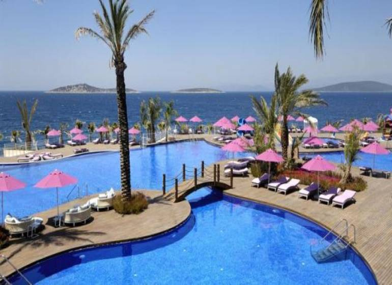 The Bodrum By Paramount Hotel,Turcia / Bodrum