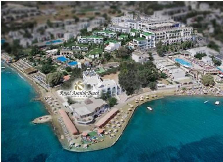 Royal Asarlik Beach Hotel, Gumbet