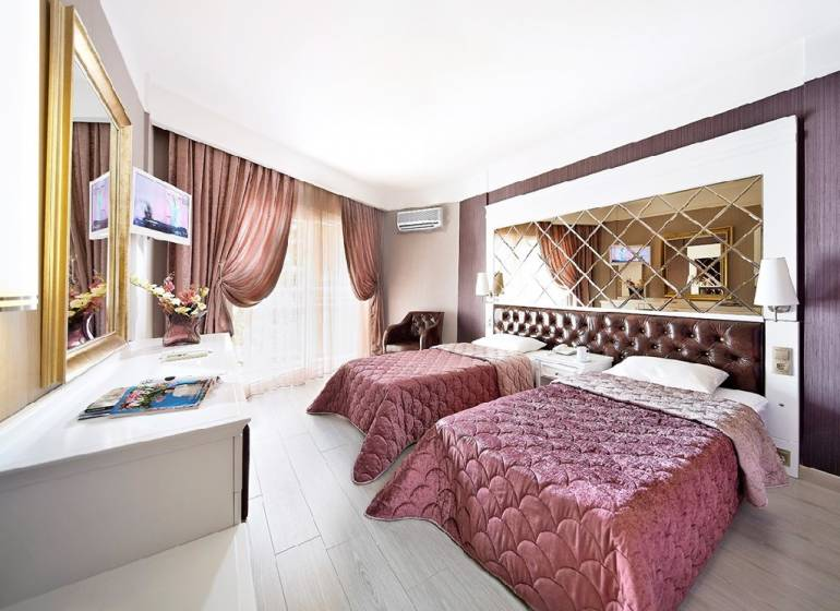 Ideal Pearl Hotel,Turcia / Marmaris