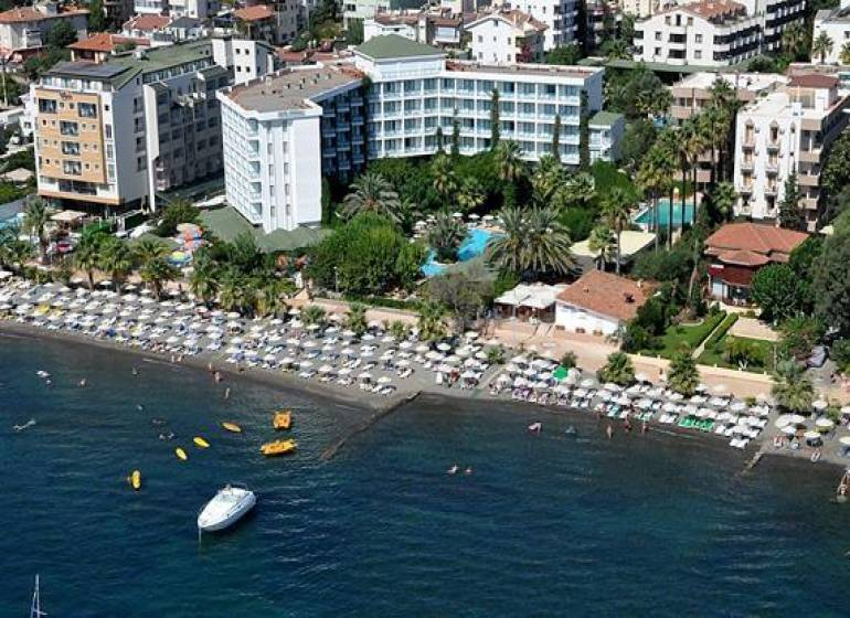 Tropikal Beach Hotel, Marmaris