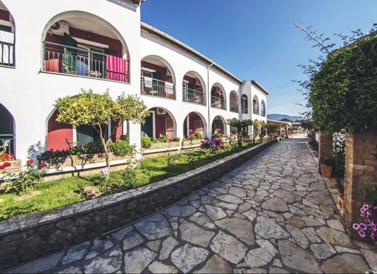 Iliada Beach Hotel,Grecia / Corfu / Gouvia