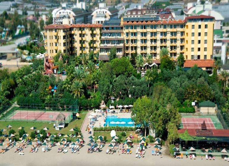 Mc Mahberi Beach Hotel,Turcia / Antalya / Alanya