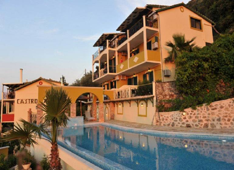 Hotel Kastro Maistro,Grecia / Lefkada / Agios Ioannis