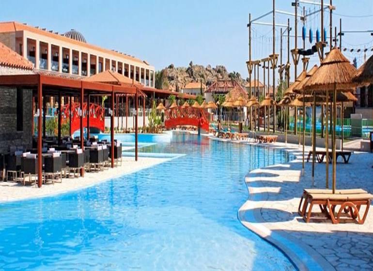 Holiday Village By Atlantica Hotel,Grecia / Rodos