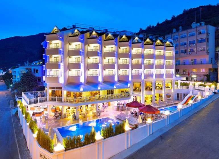 Ideal Piccolo Hotel (adults Only),Turcia / Marmaris