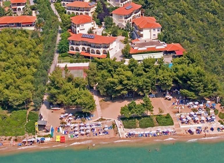 Portes Beach Hotel,Grecia / Halkidiki
