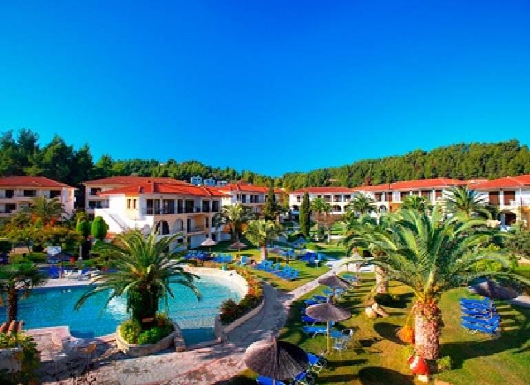 Hotel Chrousso Village,Grecia / Halkidiki