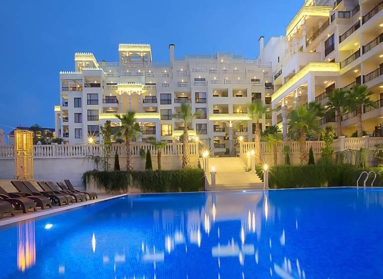 Hotel Argisht Partez,Bulgaria / Nisipurile de aur