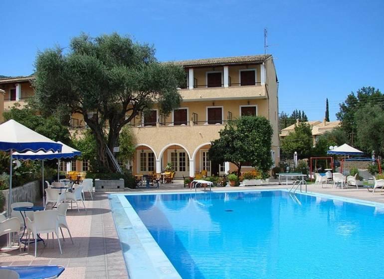 Bintzan Inn,Grecia / Corfu