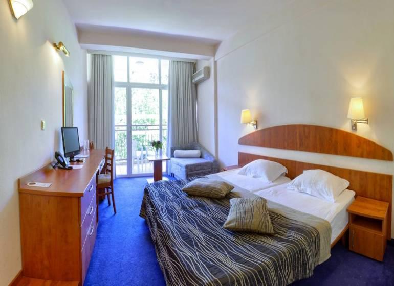 Luna Hotel,Bulgaria / Nisipurile de aur