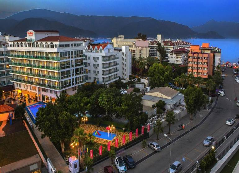 Sunbay Park Hotel,Turcia / Marmaris