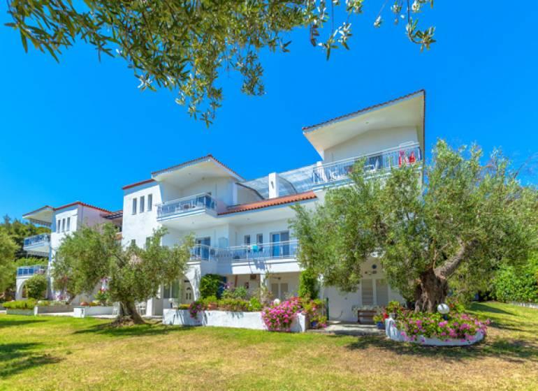 Faros Apartments,Grecia / Halkidiki