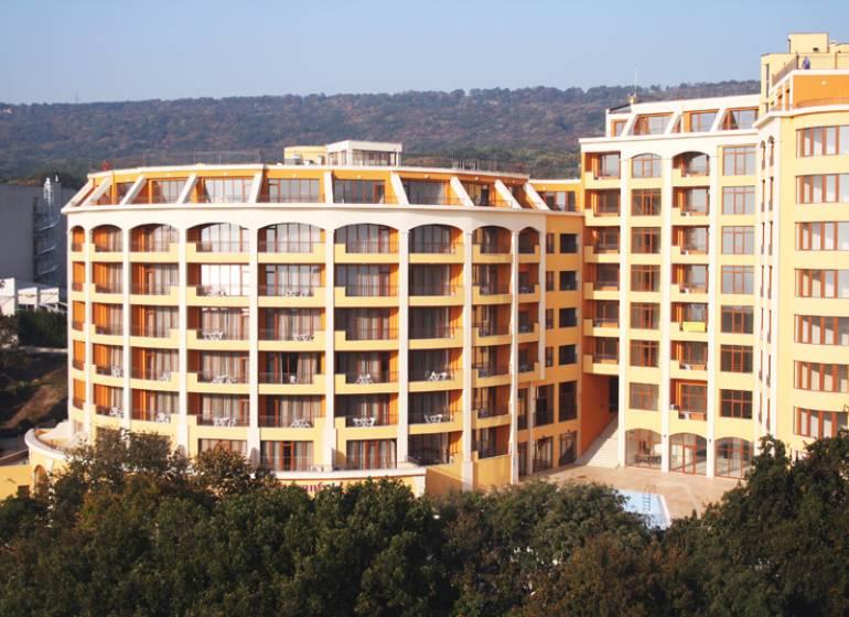 Central  Hotel,Bulgaria / Nisipurile de aur