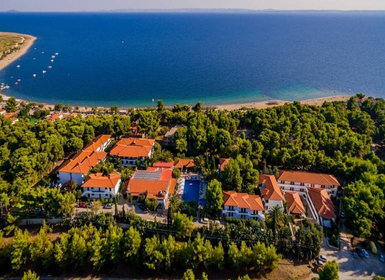 Philoxenia Hotel, Halkidiki