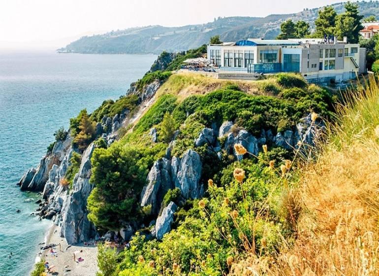 Loutra Beach Hotel,Grecia / Halkidiki